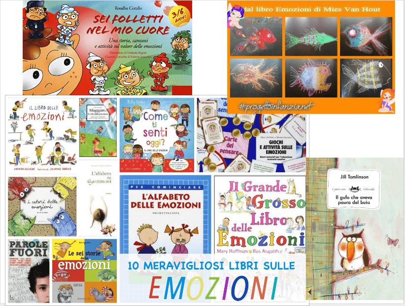PROGETTO EMOZIONI: il libro digitale